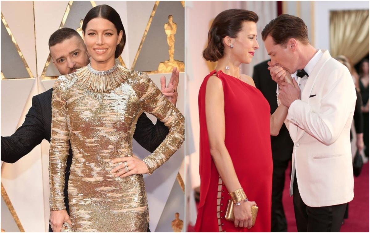 Ми-ми-ми: самые милые моменты на красных дорожках «Оскара» прошлых лет