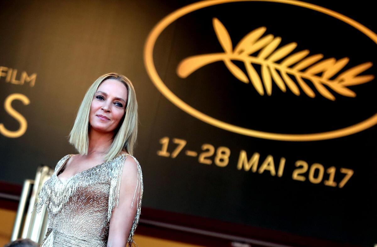 Канны-2017: Джессика Честейн, Ума Турман, Уилл Смит и другие звезды на церемонии закрытия