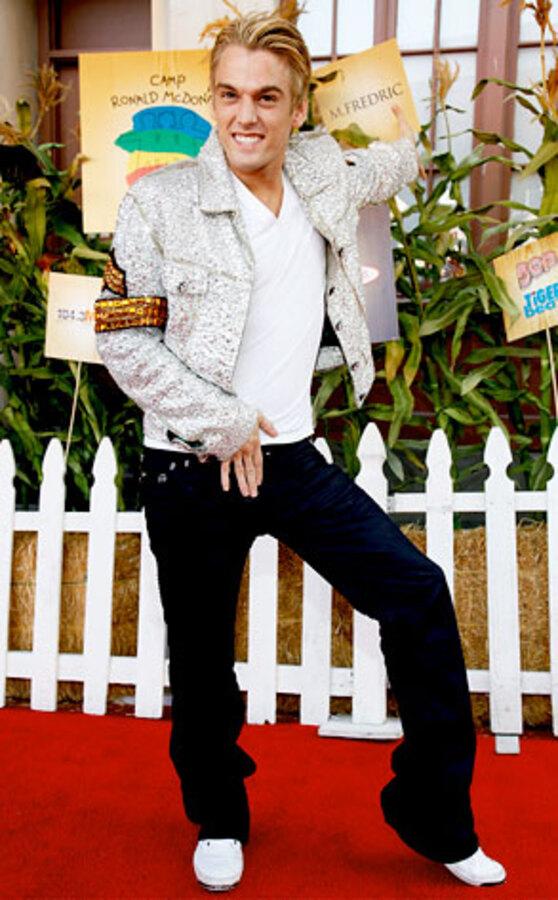Аарон Картер никогда не говорил, что Майкл Джексон давал ему алкоголь и кокаин