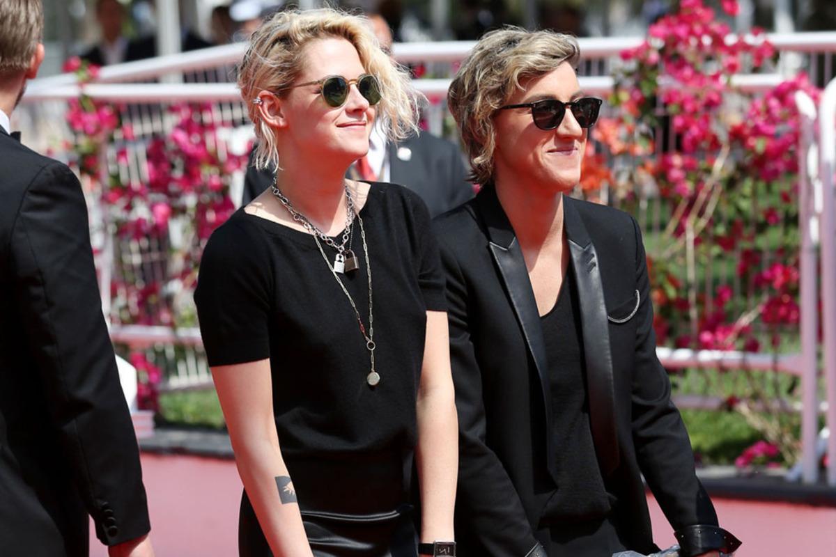 Кристен Стюарт выйдет замуж в платье от Chanel