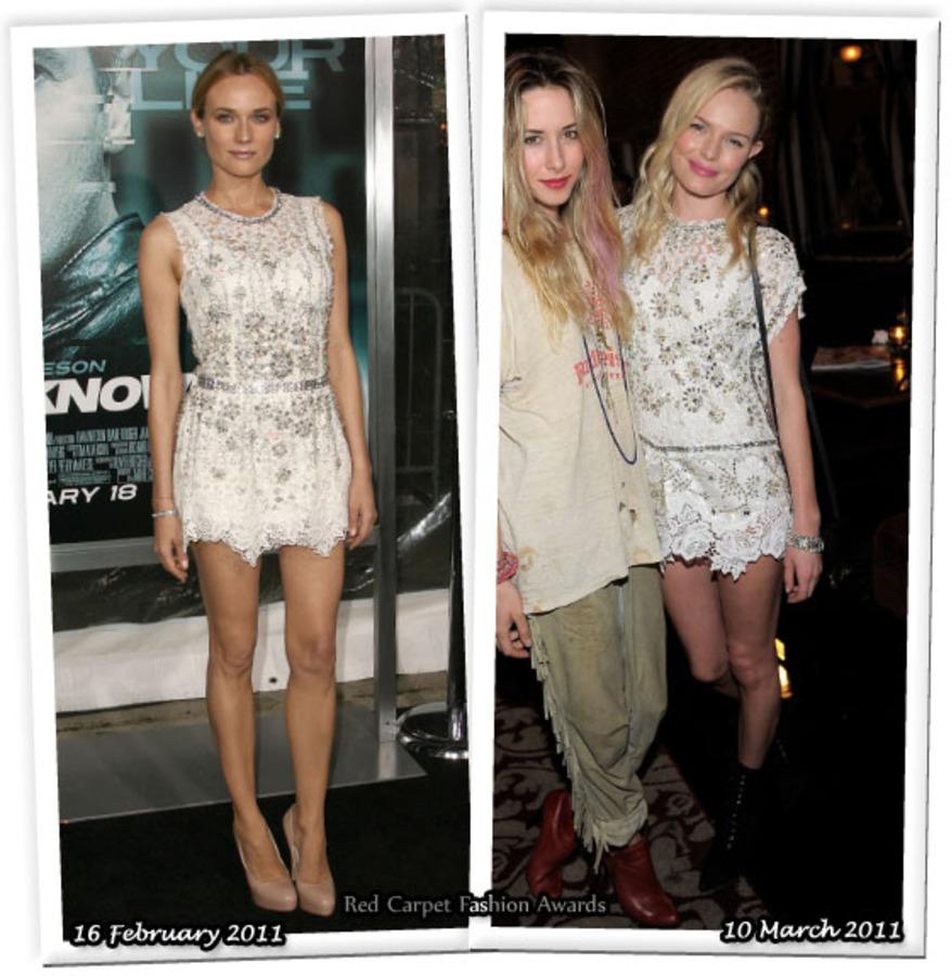 Fashion Battle: Дайан Крюгер и Кейт Босуорт