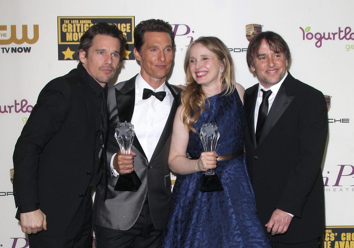 Церемония Critics Choice Awards 2014