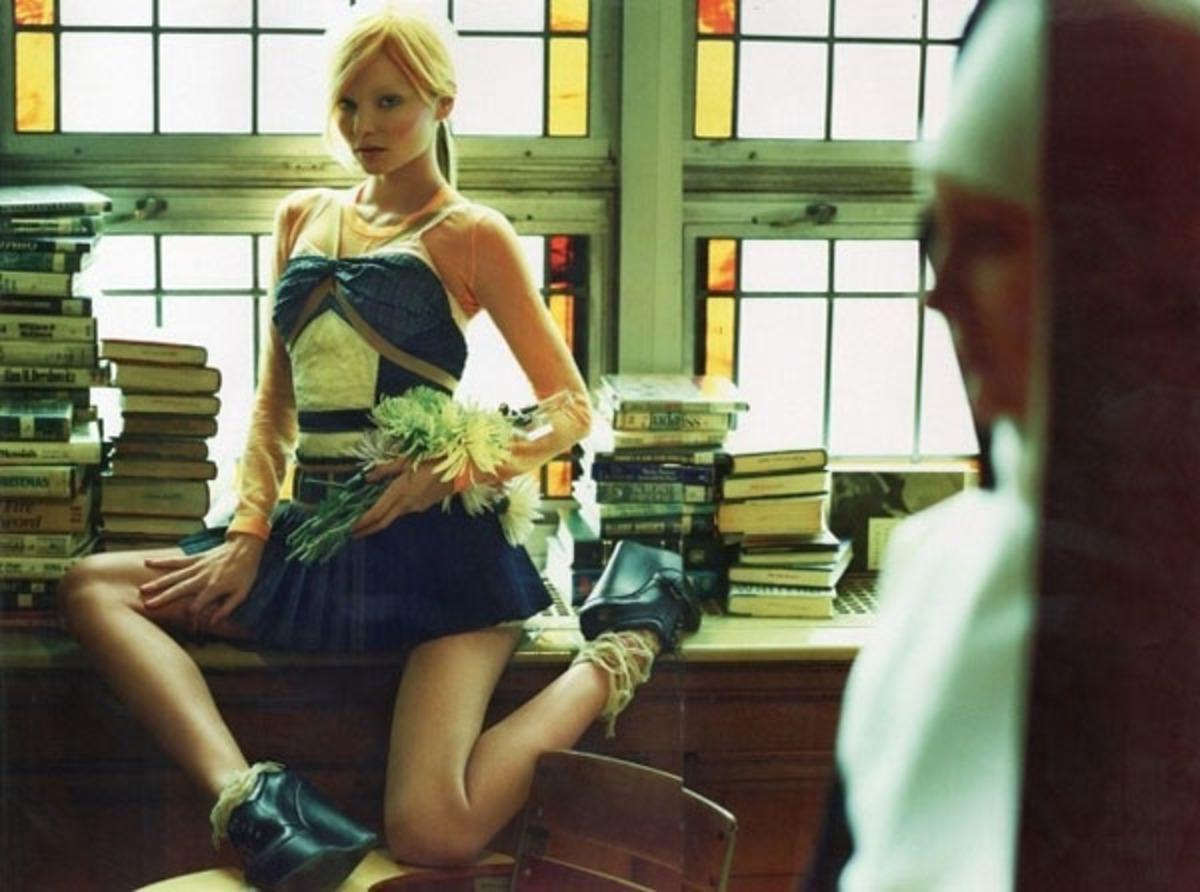 Миранда Керр в журнале Numéro. Июнь 2010