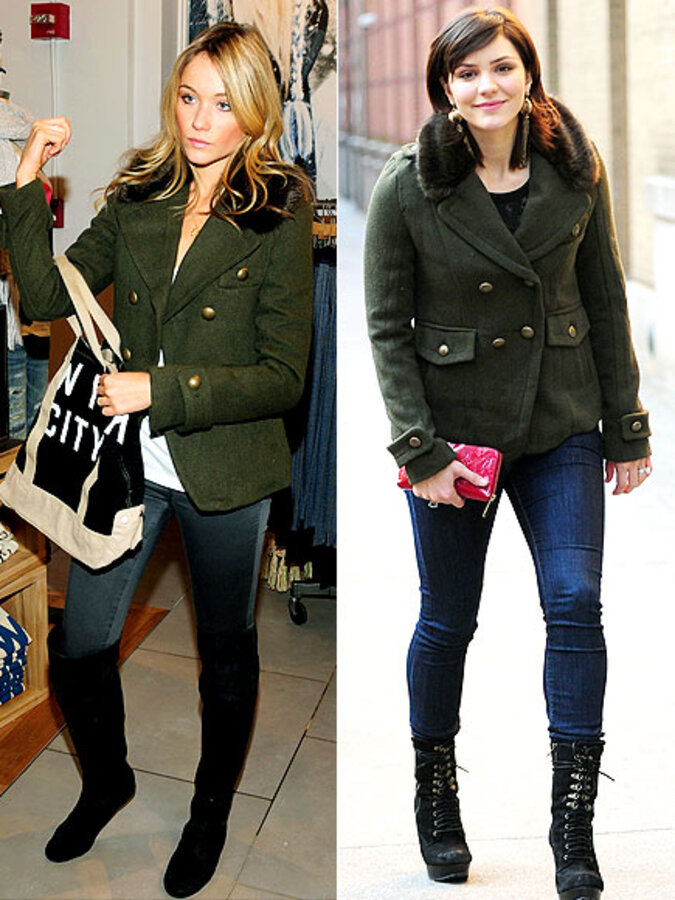 Fashion Battle: Кэти Боуден и Кэтрин МакФи