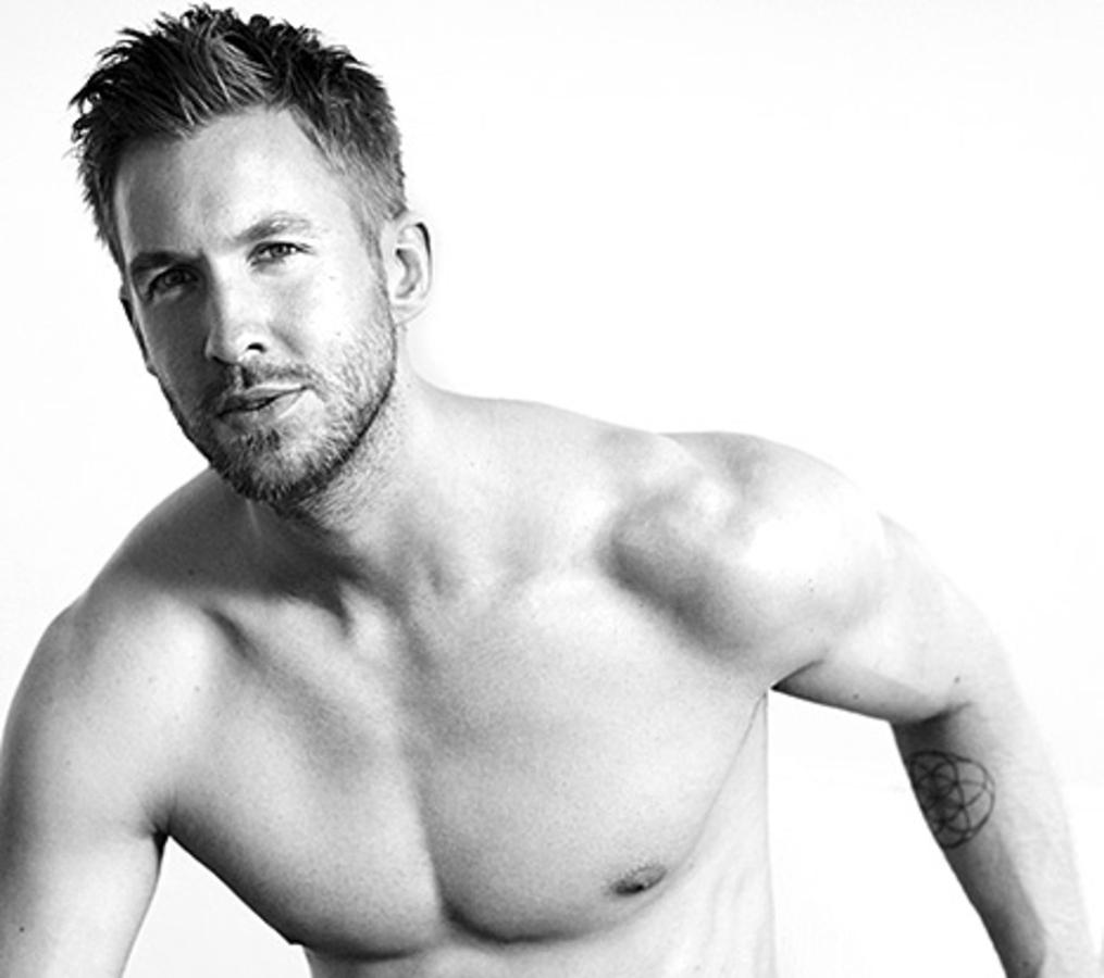 Келвин Харрис разделся для рекламной кампании Armani Underwear
