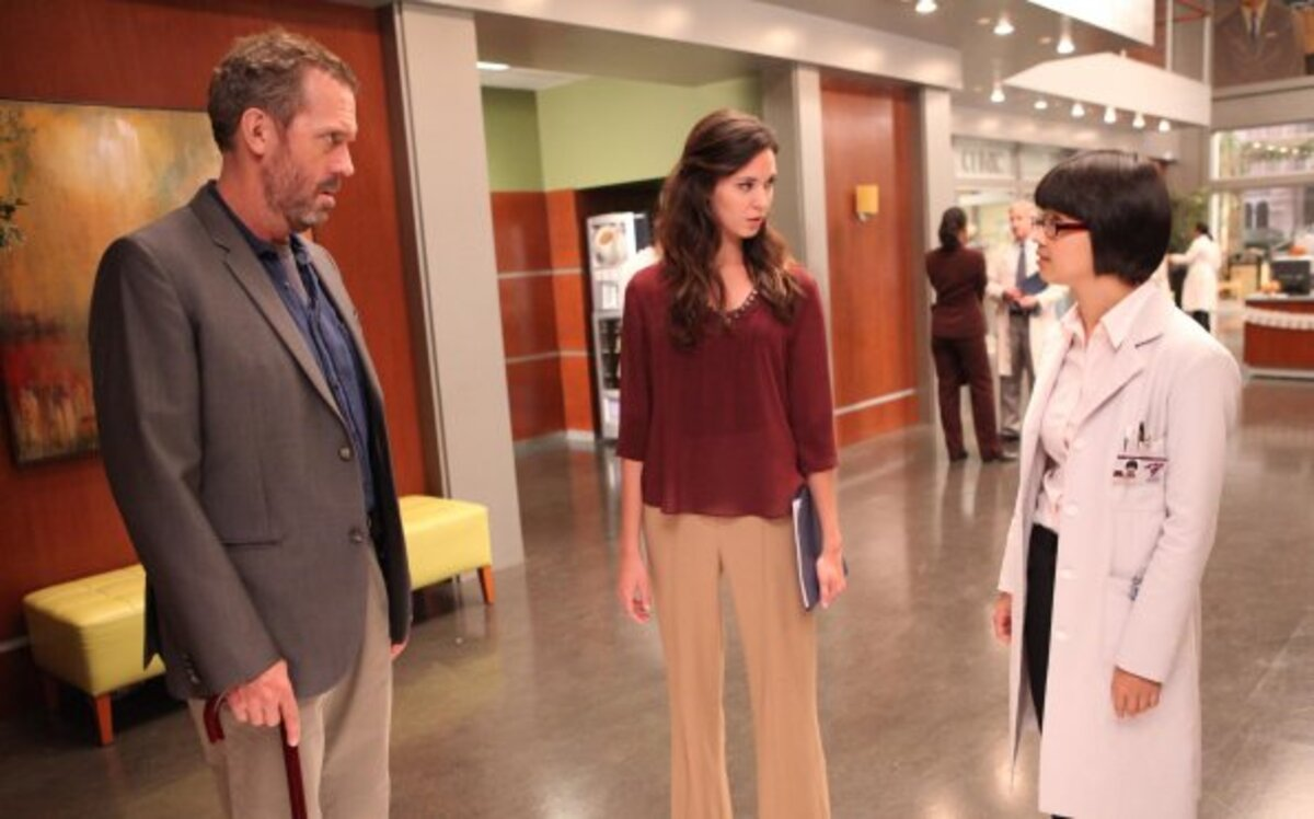 Промо-видео 4 эпизода 8 сезона сериала «Доктор Хаус»