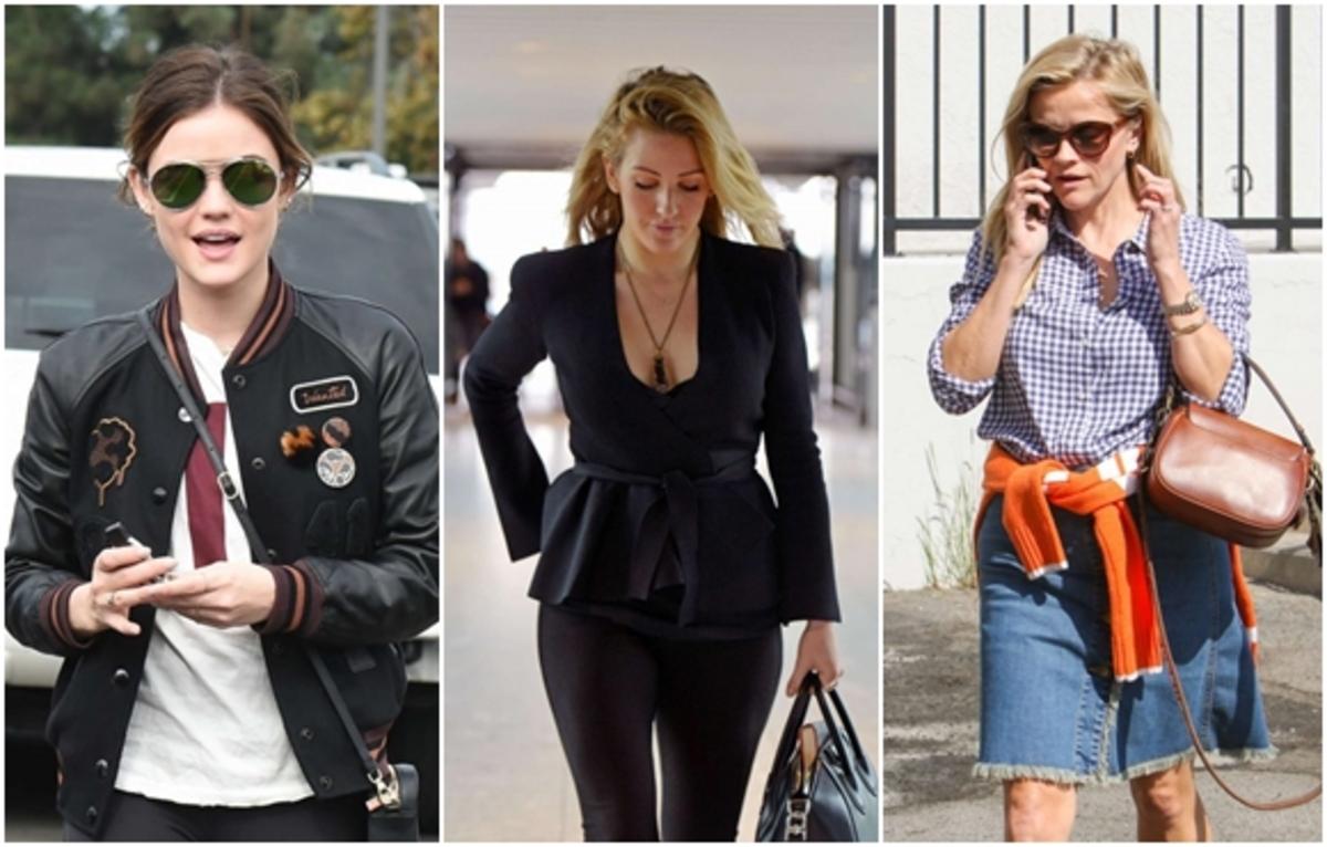 Стоп-кадр: Леди Гага, Элли Голдинг, Кэти Холмс, Приянка Чопра и другие