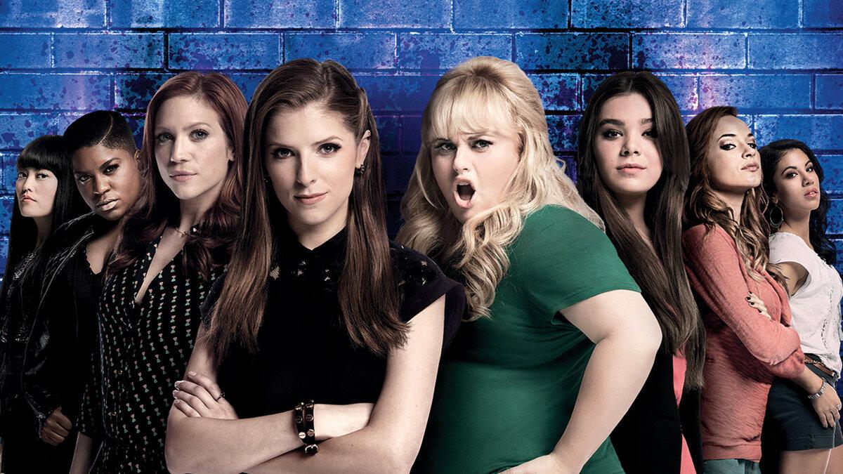 Ребел Уилсон, Анна Кендрик и Бриттани Сноу приступили к съемкам в «Идеальный голос 3»