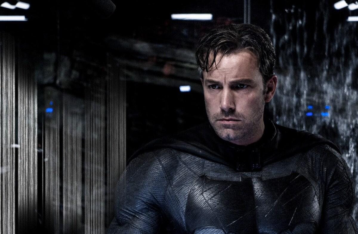 Видео: Бен Аффлек публично подтвердил, что больше не будет Бэтменом