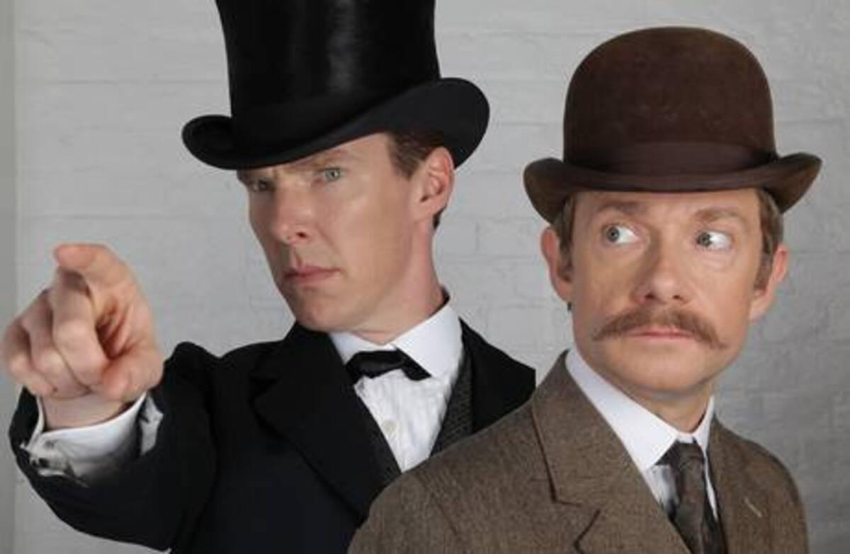 Съемки 4 сезона «Шерлока» начнутся весной 2016 года