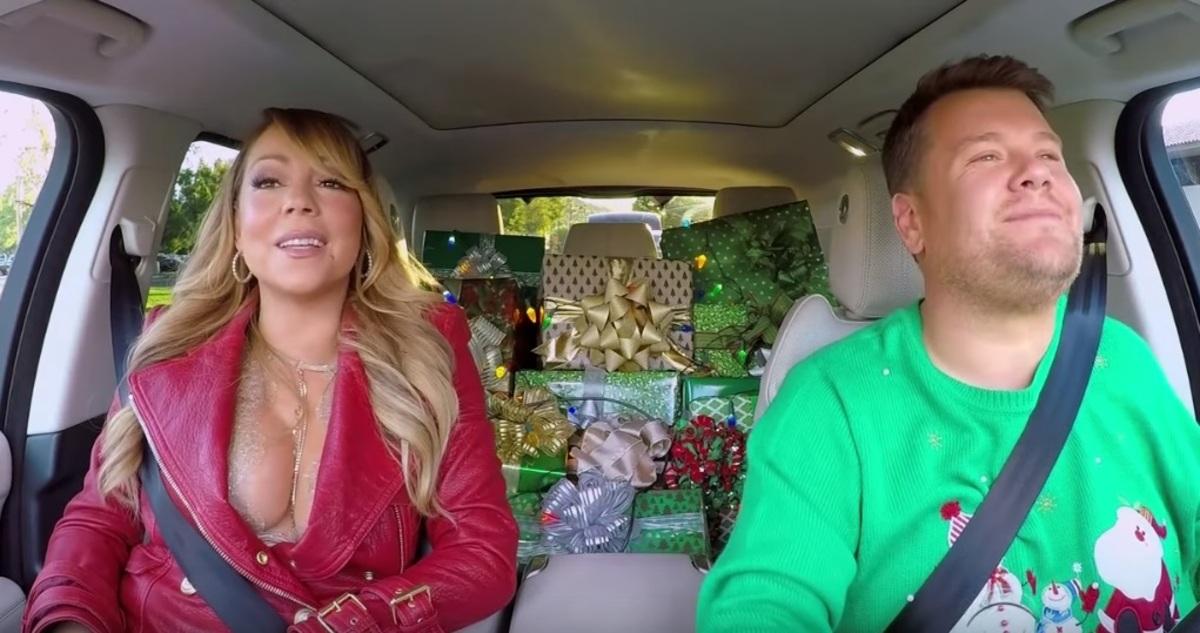 Адель, Леди Гага, Селена Гомес и другие спели хит Мэрайи Кэри All I Want for Christmas
