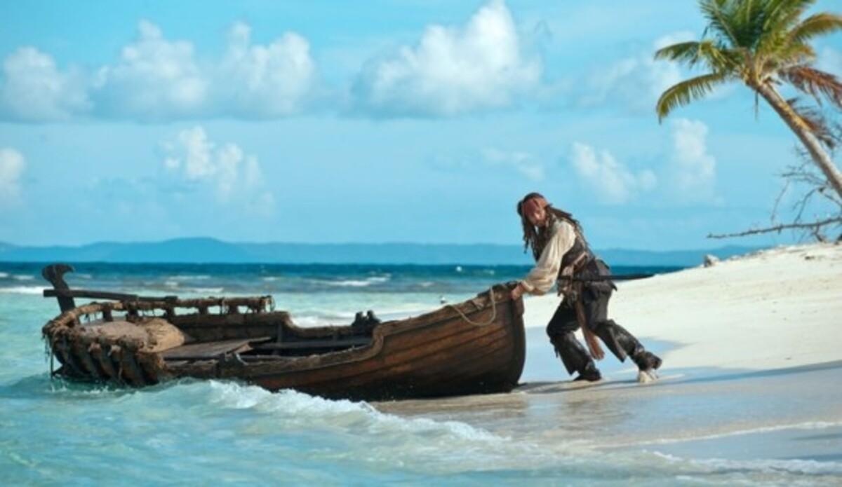 Работа над сценарием «Пиратов Карибского моря 5» началась