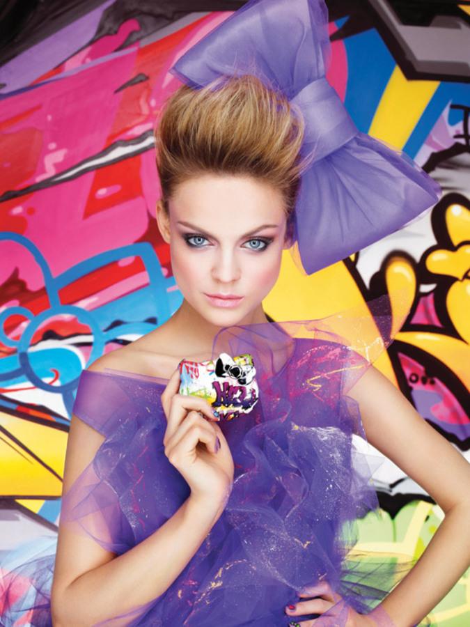 Новая коллекция косметики Hello Kitty