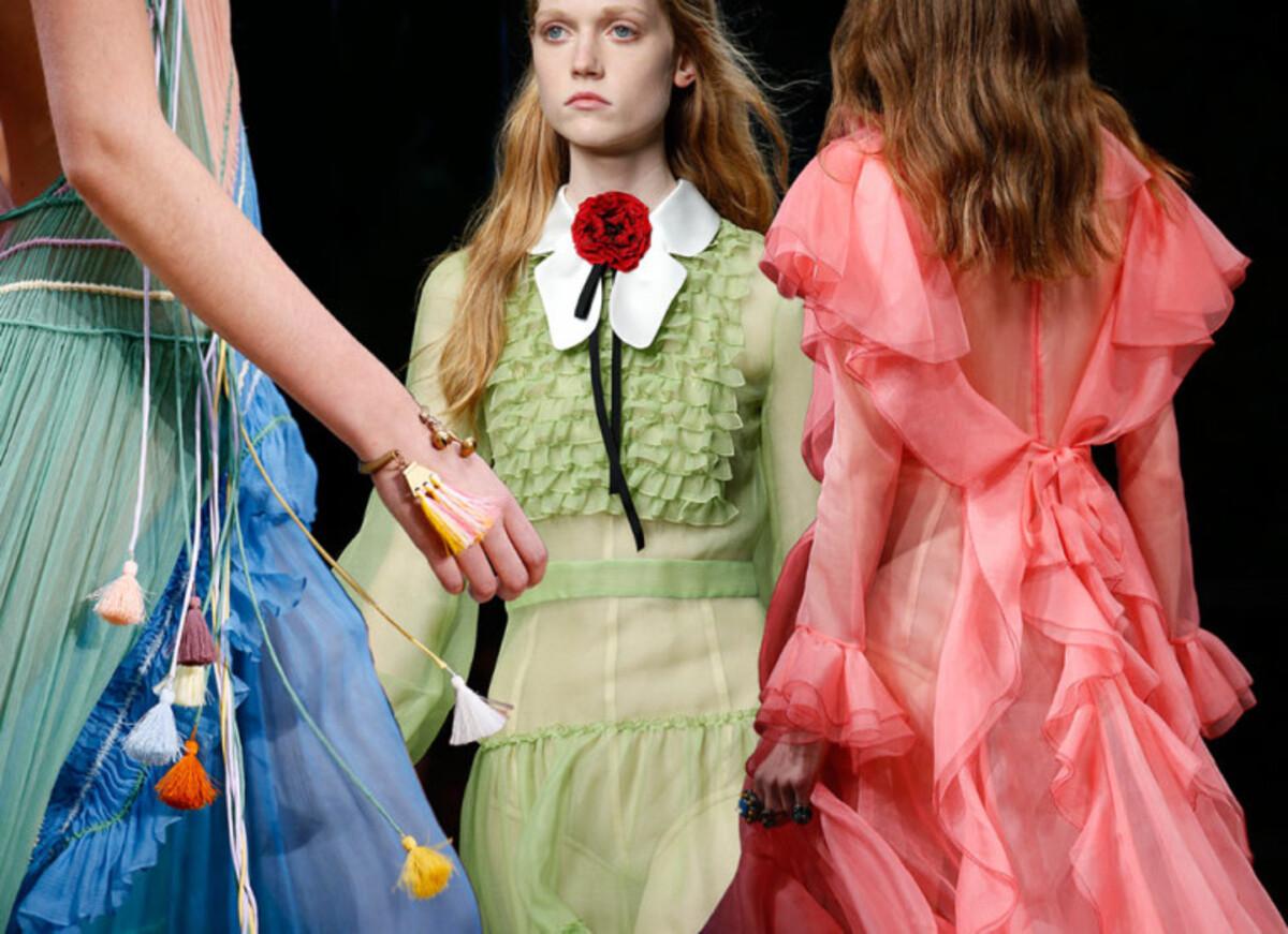 Фото обзор: какие цвета и оттенки будут модными летом 2016