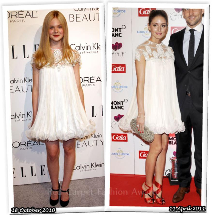 Fashion Battle: Элль Фаннинг и Оливия Палермо