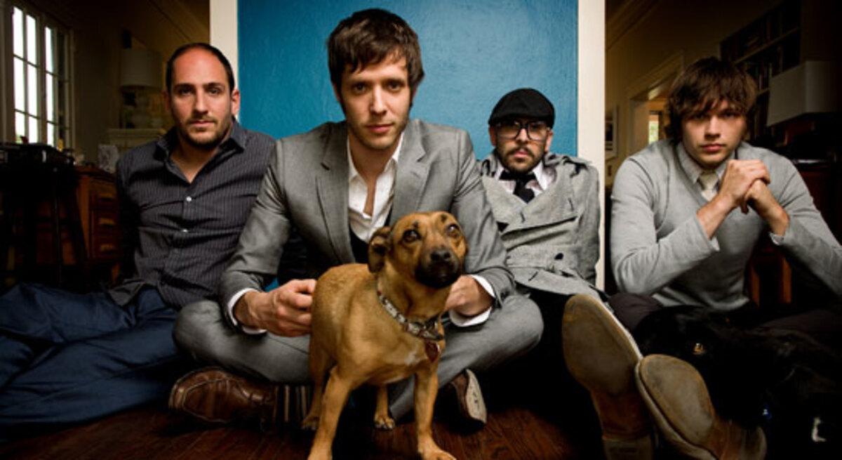 """Забавный клип группы OK Go """"White Knuckles"""""""