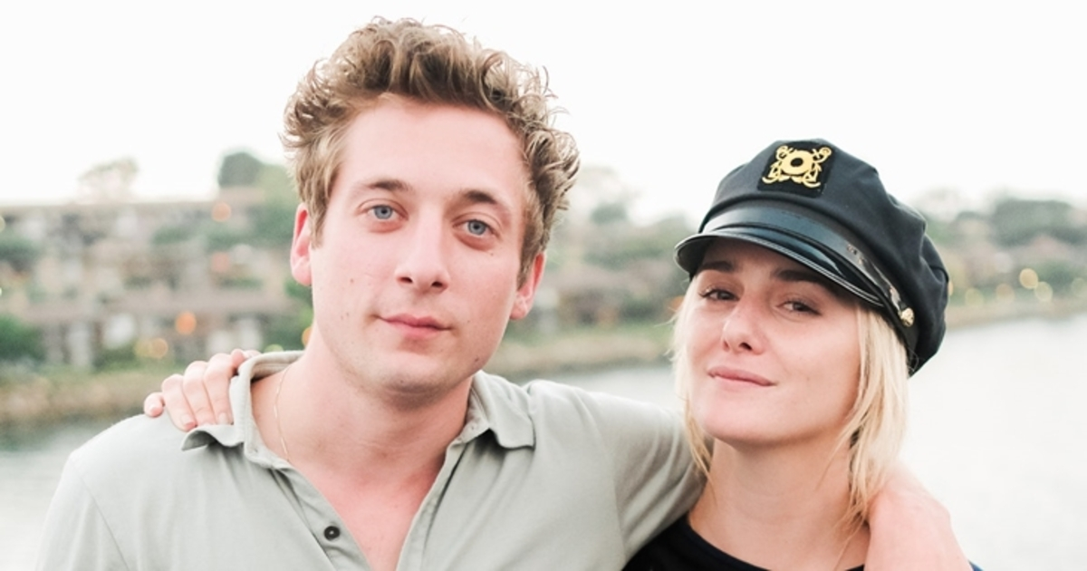 Звезда «Бесстыдников» Джереми Аллен Уайт обручился с Эддисон Тимлин после 11 лет отношений