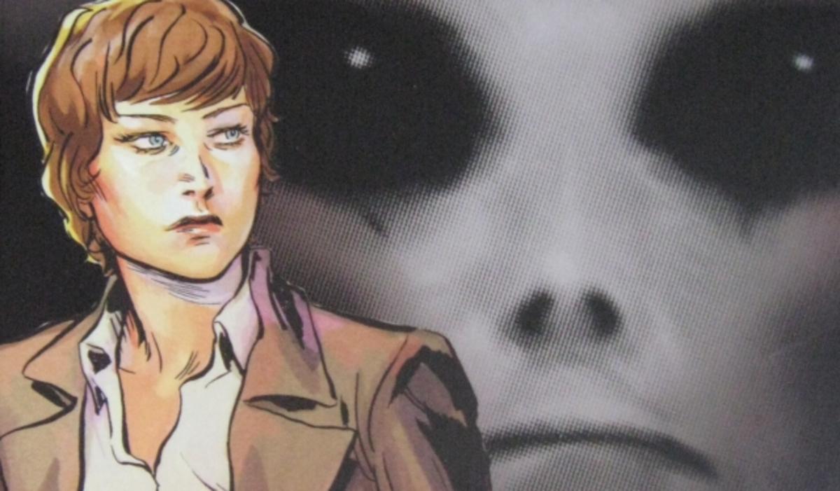 Для экранизации инопланетного комикса нашли сценариста