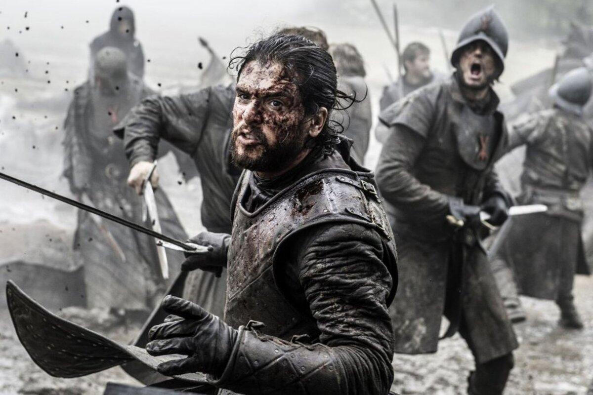 Видео: как снимали «Битву бастардов» в «Игре престолов»