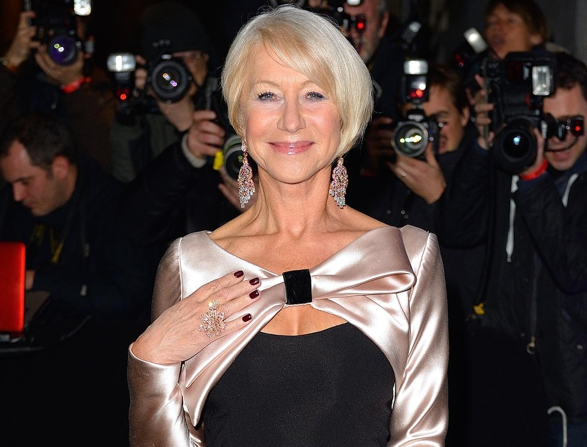 Звезды на  Evening Standard Theatre Awards 2013