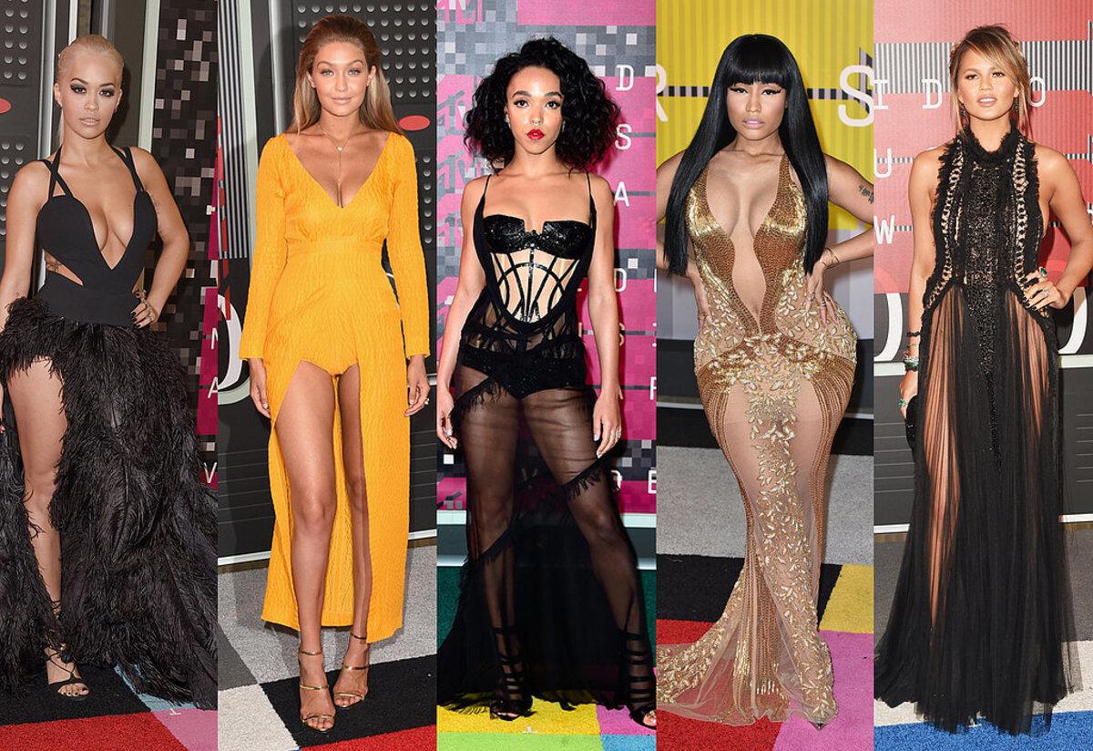 Фото: звезды на красной дорожке MTV Video Music Awards 2015