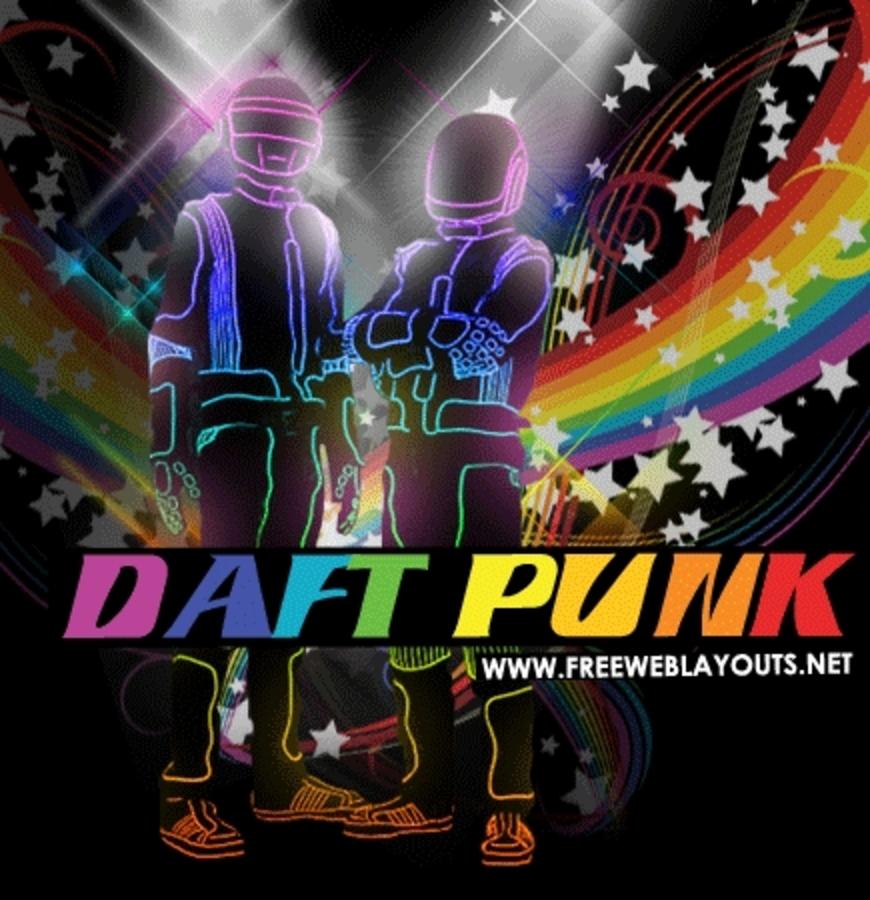 «Daft Punk» написал музыку для фильма «Трон: Наследие»