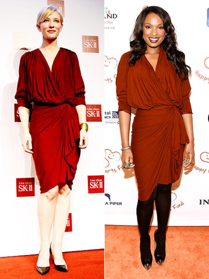 Fashion Battle: Кейт Бланшетт и Дженнифер Хадсон