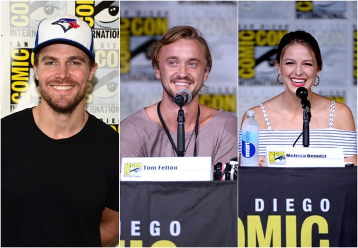 Фото репортаж с Comic Con 2016: звезды «Стрелы», «Флэша» и «Супергерл»
