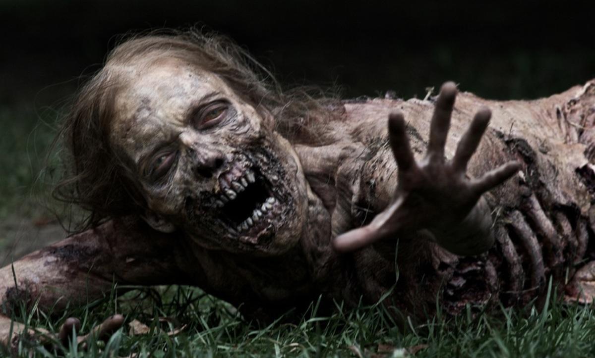 Видео мастер-класс мэйк-апа зомби к Хэллоуину