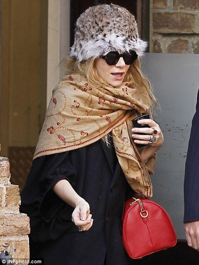 Fashion-провал Мэри-Кейт Олсен