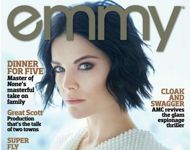 Звезда «Тора» и «Слепой зоны» Джейми Александер в фотосете для Emmy Magazine