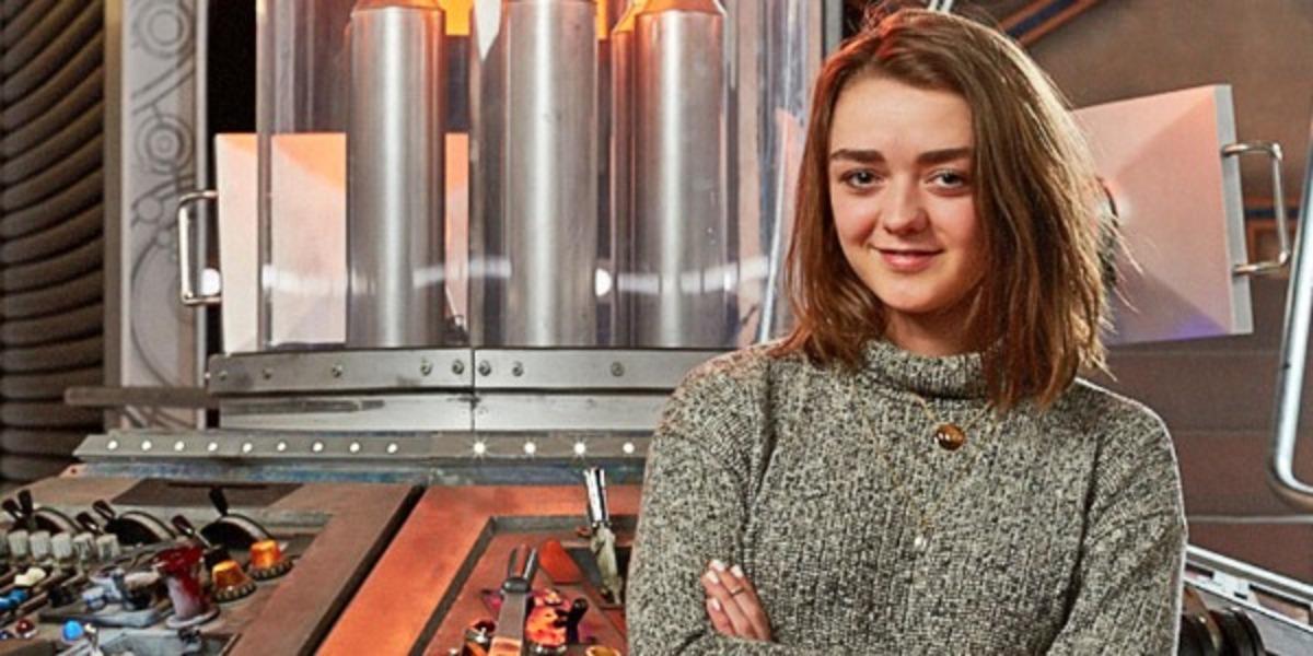 Звезда «Игры престолов» Мэйси Уильямс получила постоянную роль в «Доктор Кто»