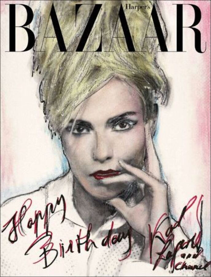 15 обложек Harper's Bazaar от именитых дизайнеров в честь 15-летия русской версии журнала