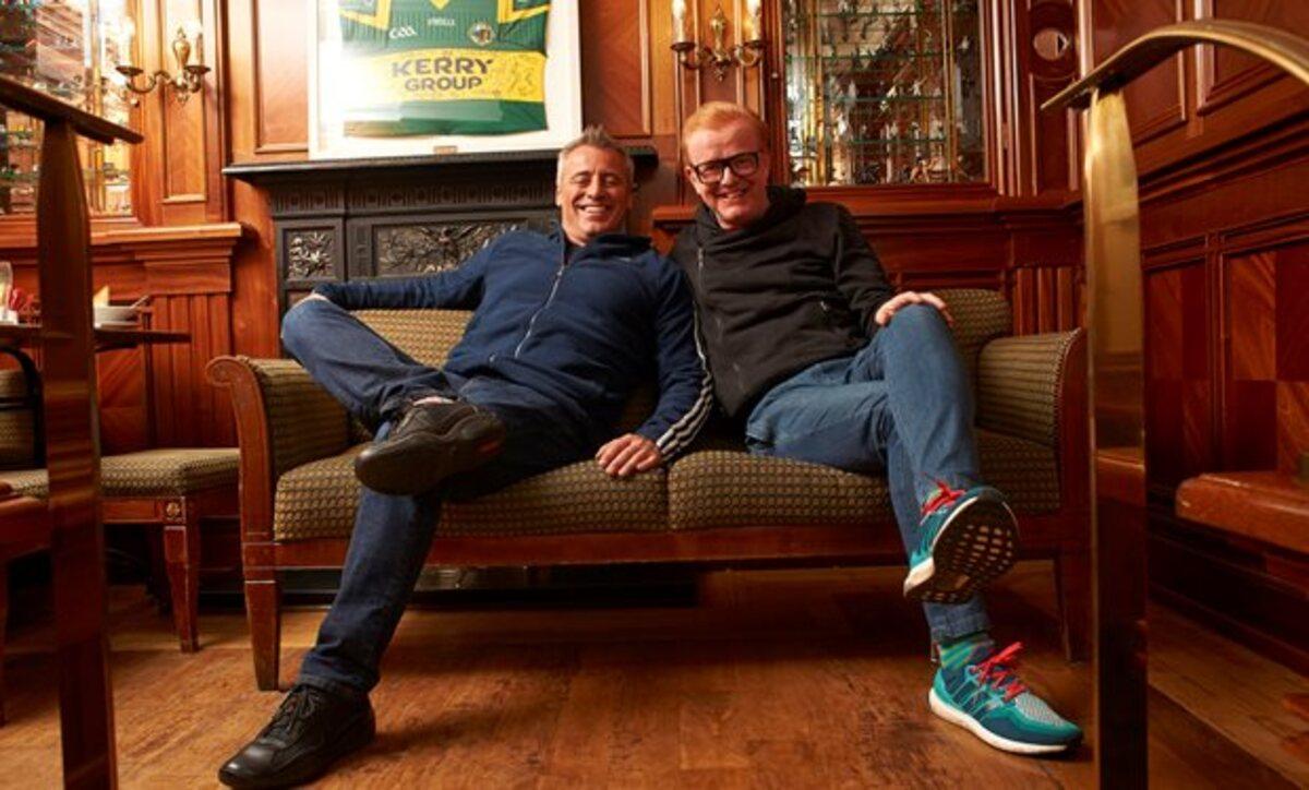 Обновленный Top Gear с Мэттом ЛеБланом стартует в эфире 29 мая