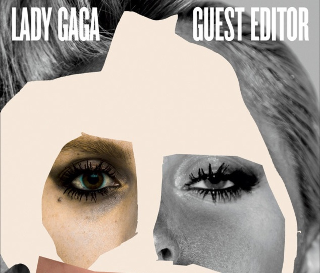 Lady GaGa и Тейлор Кинни разделись для  обложки V Magazine