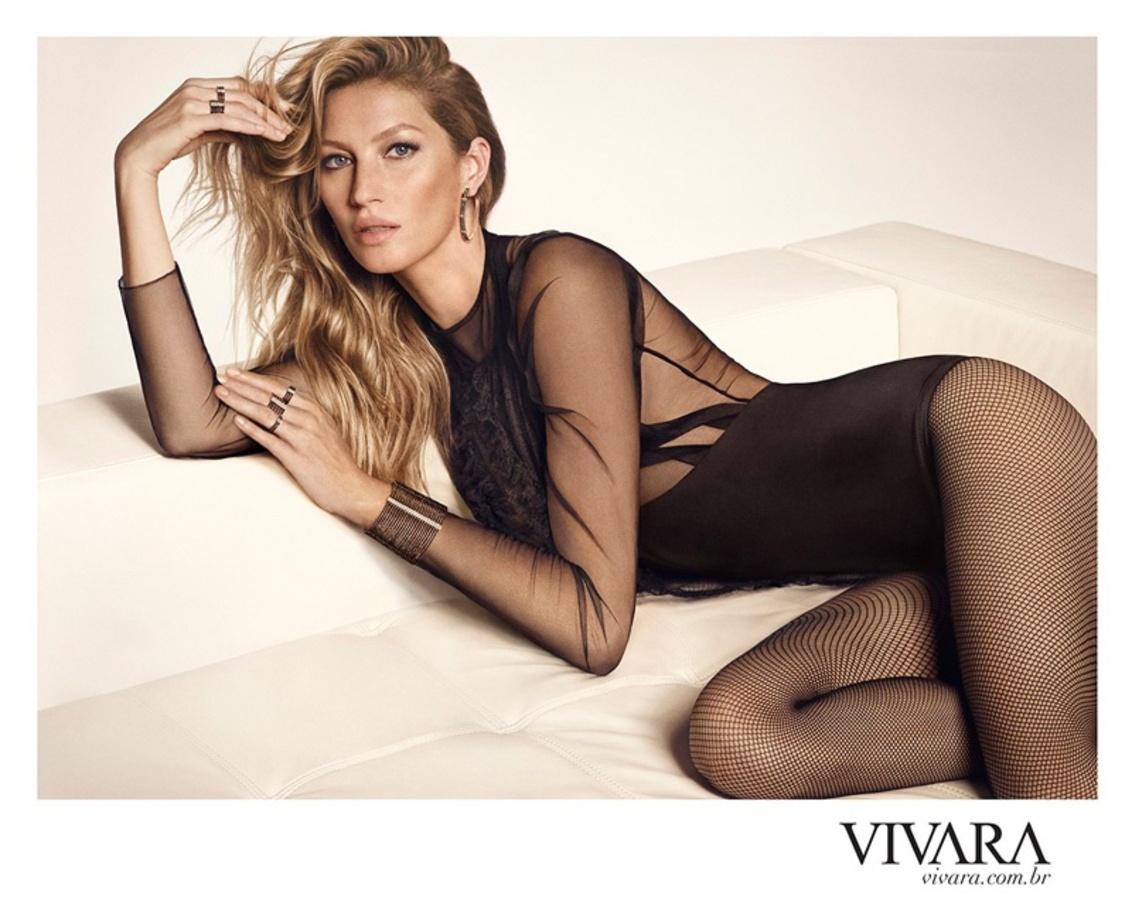 Жизель Бундхен снялась в рекламе украшений Vivara