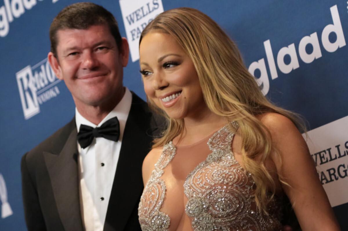Мэрайя Кэри оформит брачный контракт с женихом-миллиардером