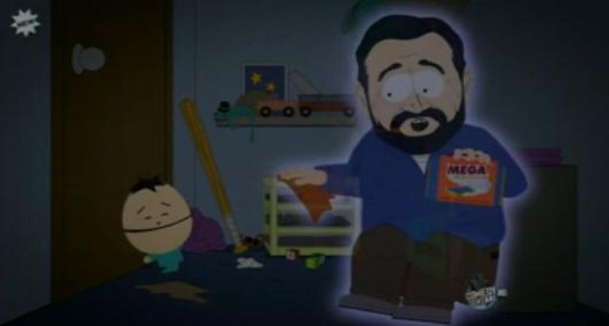 South Park сняли серию про Майкла Джексона