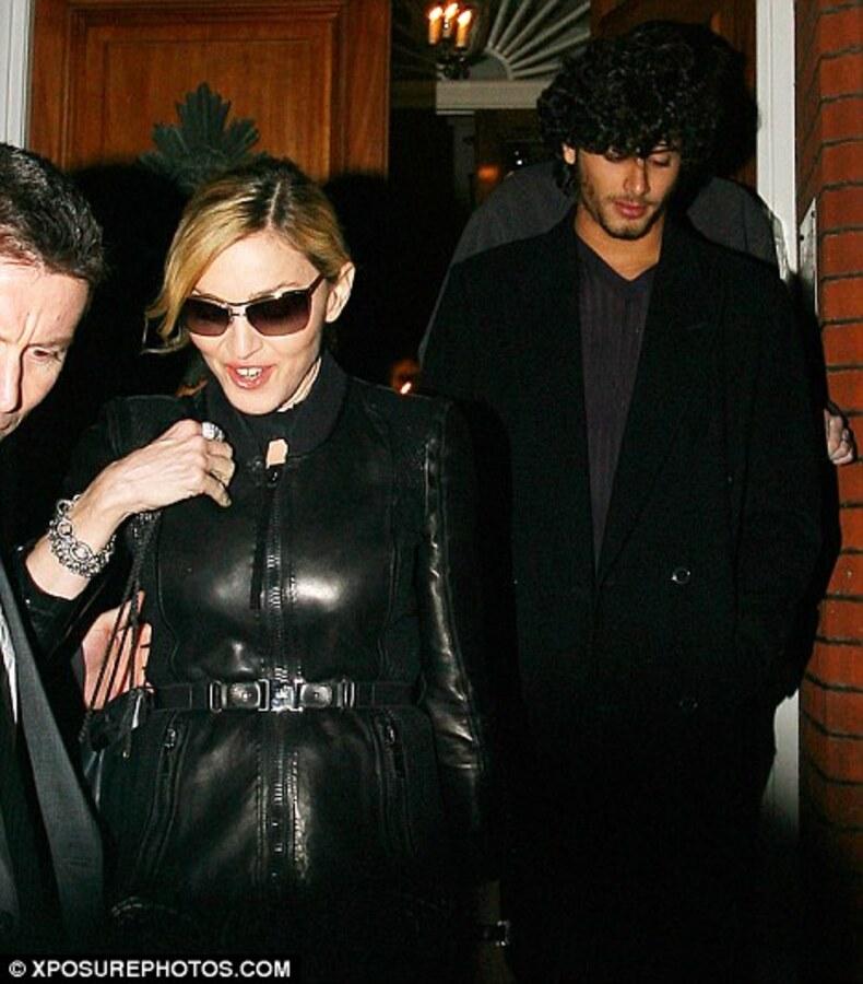 Фаворит Мадонны: Она такая же, как и другие женщины