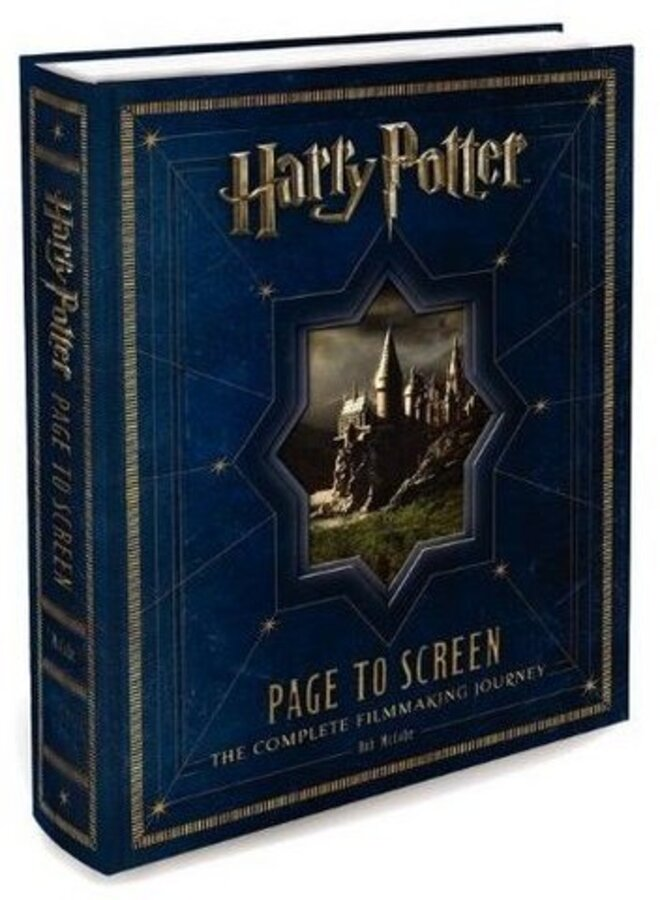 Первый взгляд на книгу «Гарри Поттер - со страниц на экраны»