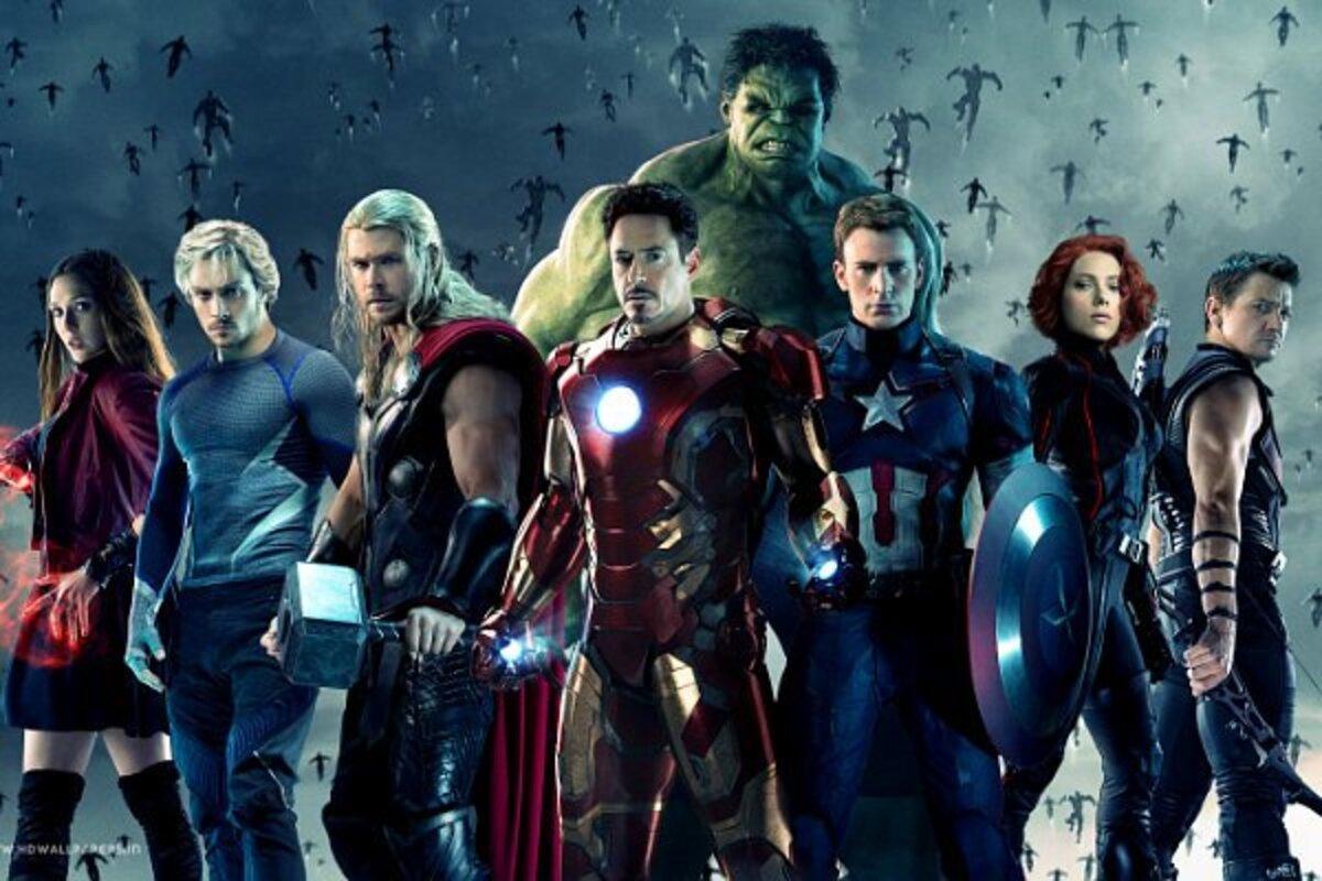 «Мстители: Эра Альтрона» заняли 2 место в списке самых кассовых фильмов о супергероях
