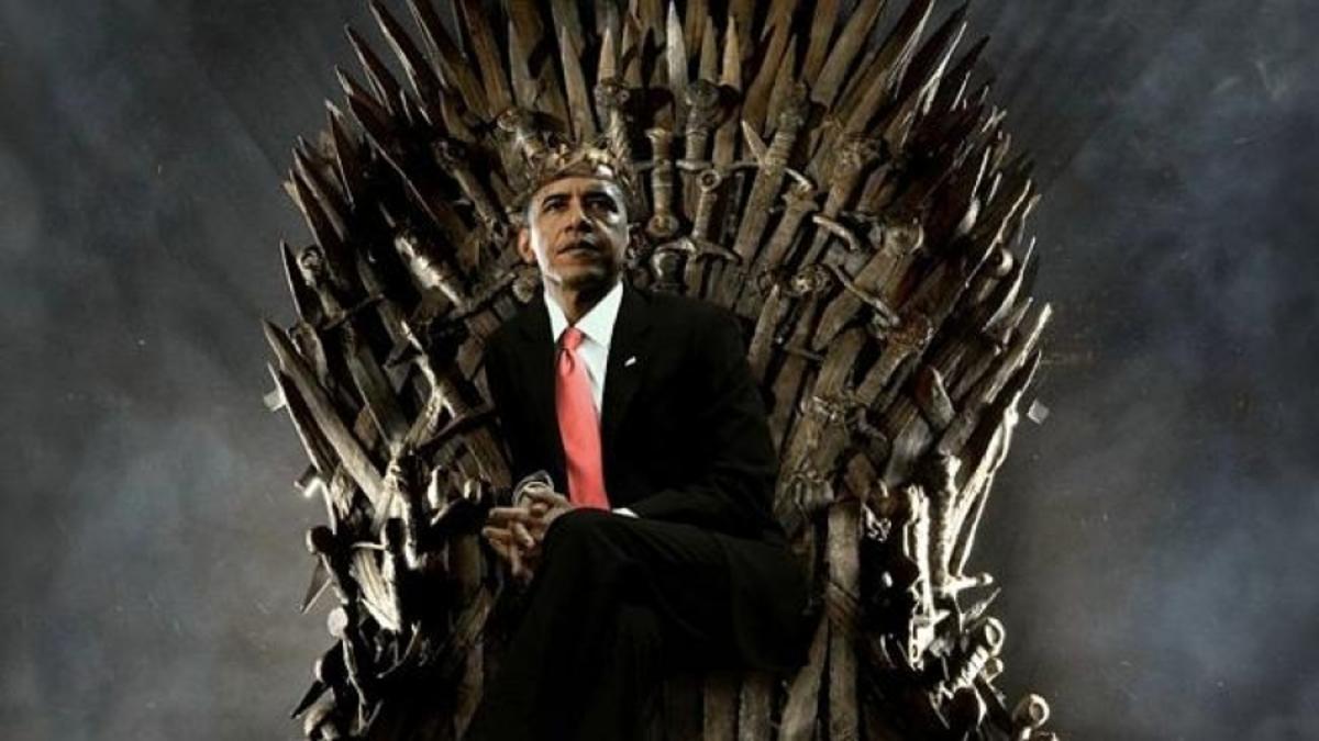 Бараку Обаме показали 6 сезон «Игры престолов» до официальной премьеры