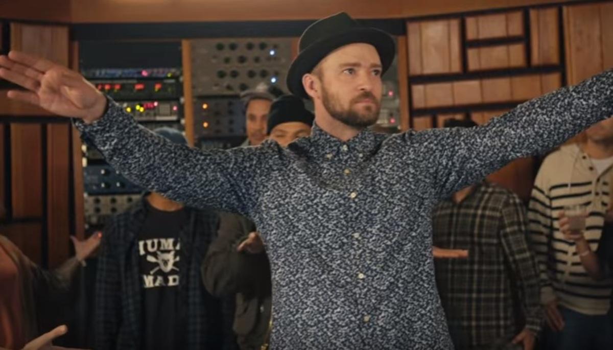 Джастин Тимберлейк представил новую песню Cant's Stop The Feeling
