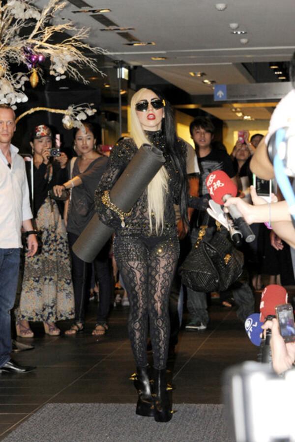 Lady GaGa на Тайване