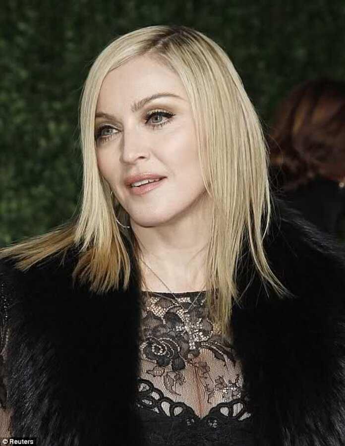Фанат Мадонны вторгся в дом певицы