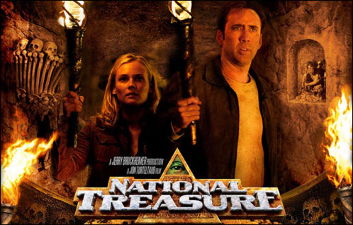 «Сокровище нации 3» выйдет из-под пера сценаристов «Принца Персии: Пески времени»