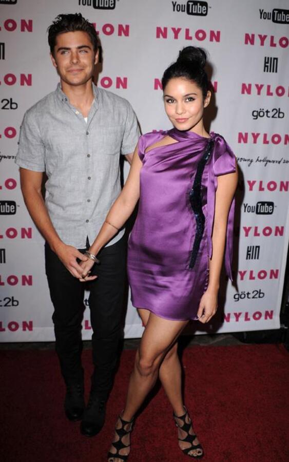 Звезды на вечеринке журнала Nylon