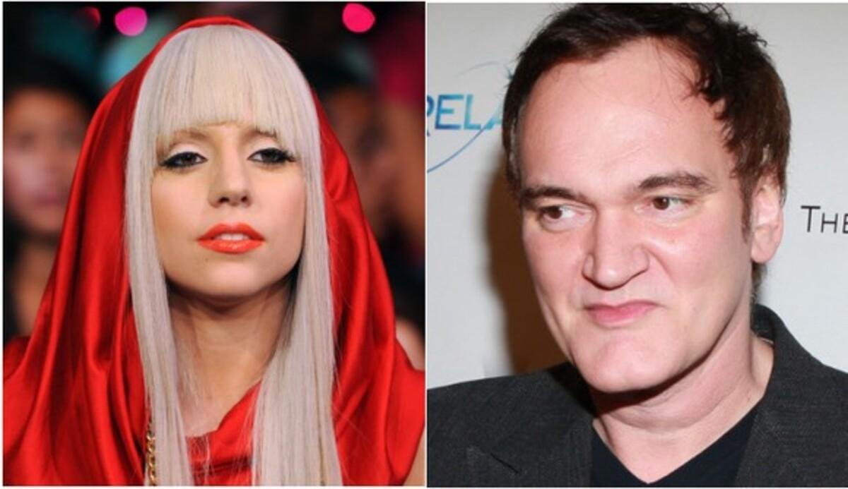 Lady GaGa хочет сняться у Квентина Тарантино