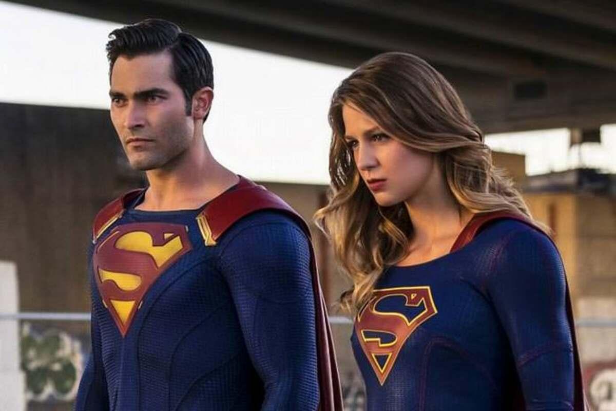 Тайлер Хэклин вернется в «Супергерл» в роли Супермена