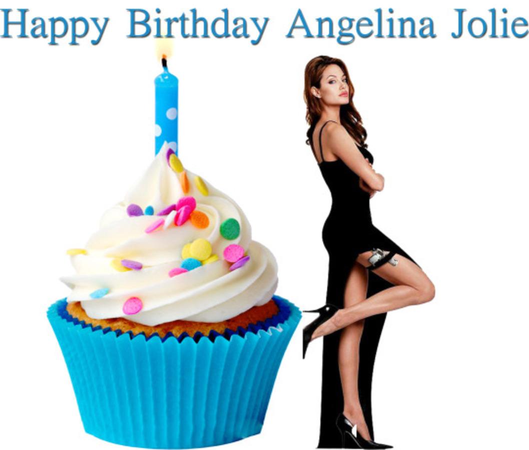 С Днем Рождения, Анджелина Джоли